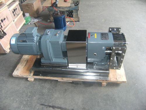 pompa per verniciatura / elettrica / a lobi / industriale