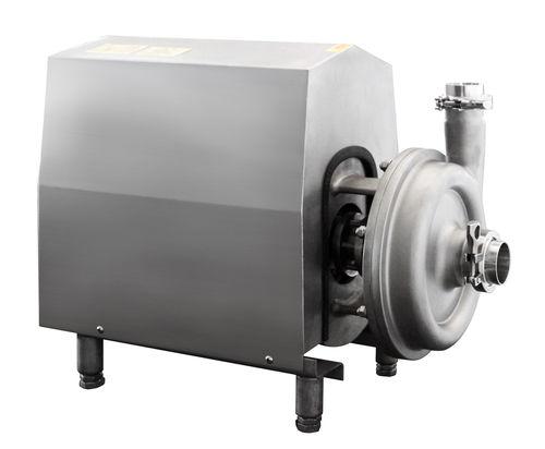 pompa per prodotti agroalimentari / elettrica / centrifuga / sanitaria