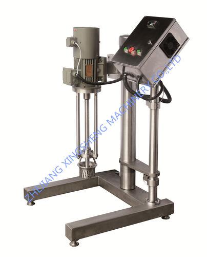 miscelatore a rotore-statore / discontinuo / liquido/solido / ad alta velocità