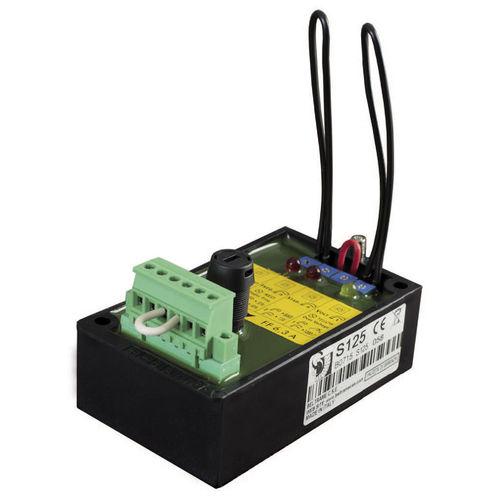 regolatore di tensione automatico / AC / per alternatori / analogico