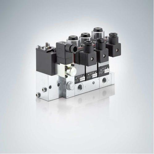 distributore idraulico a valvola / azionato tramite solenoide / a 2/2 vie / a 3/2 vie