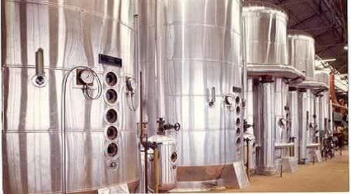 evaporatore a film montante / di processo / per liquidi