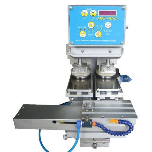 macchina tampografica a calamaio chiuso / per l'industria elettronica / per l'industria farmaceutica / per l'industria agroalimentare