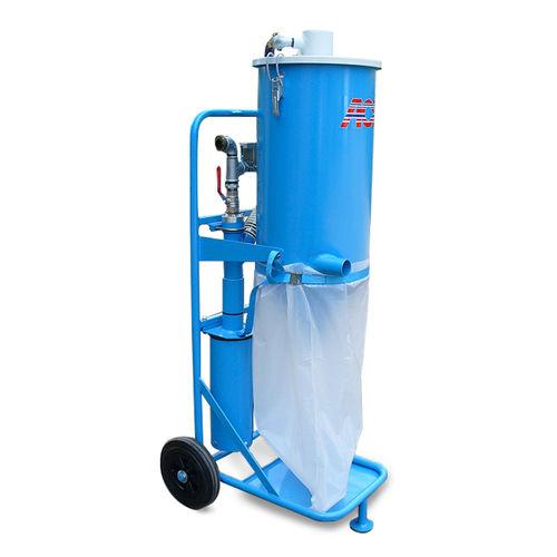 aspirapolvere / ad aria compressa / industriale / mobile