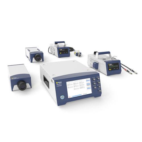 vibrometro per monitoraggio di macchina - Polytec