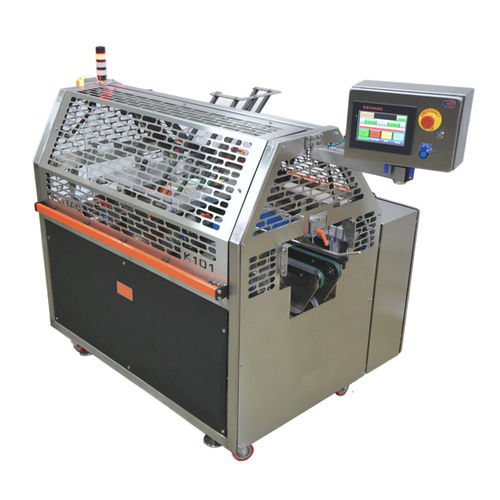 sleeveratrice automatica - Keymac Packaging Systems