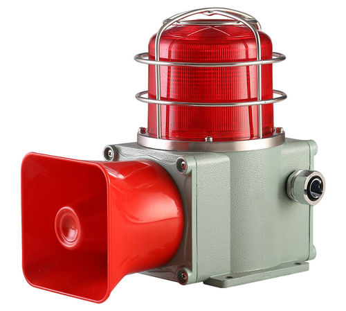 diffusore di allarme sonoro resistente alle intemperie / IP66 / per ambienti difficili / resistente alla corrosione