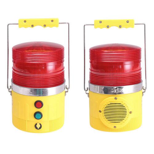 diffusore di allarme sonoro antiurto / resistente alle intemperie / IP56 / con luce a LED