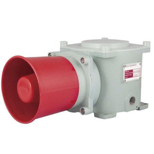 diffusore di allarme sonoro antideflagrante / ATEX / per ambienti difficili / resistente alla corrosione