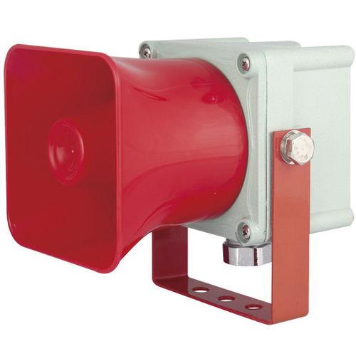 diffusore di allarme sonoro antiurto / resistente alle intemperie / IP66 / per ambienti difficili