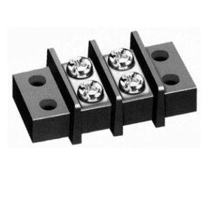 morsetto componibile per binario elettrificato / passante