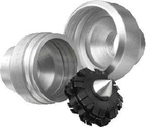 filtro a gas / per liquidi / idraulico / raccoglitore