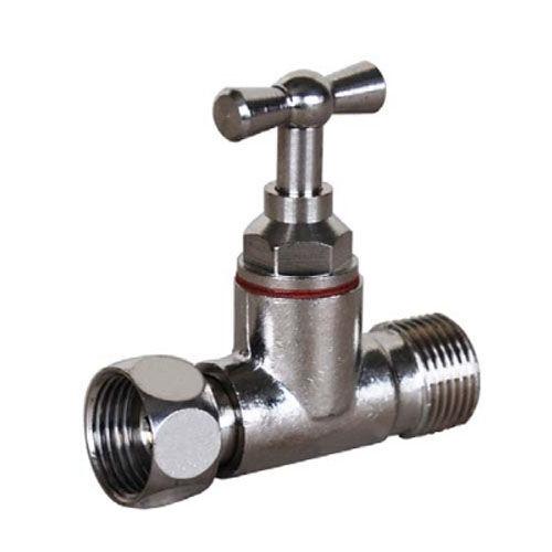 rubinetto a 2 vie / per acqua / per sanitari