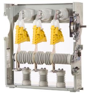 interruttore-sezionatore a media tensione / da interno / tripolare