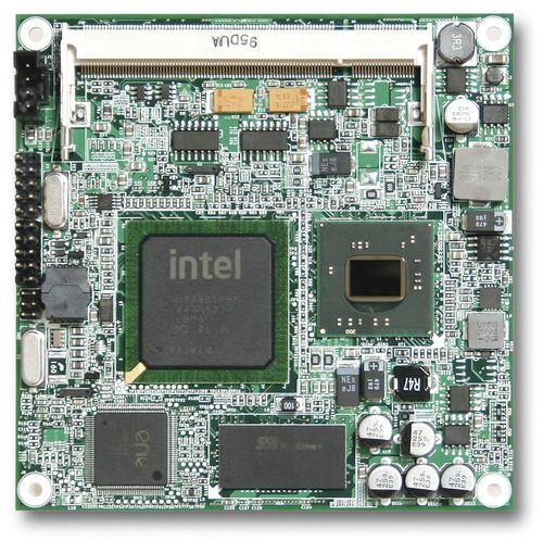 computer-on-module micro-COM Express / Intel® Atom N450 / VGA / SATA