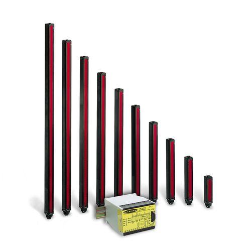 barriera fotoelettrica di misura