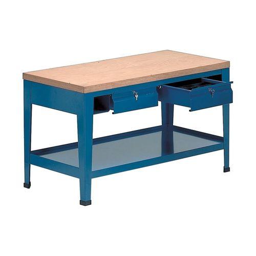 banco da lavoro in legno