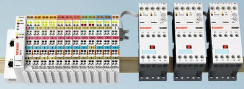 morsetto componibile su guida DIN / passante / di potenza