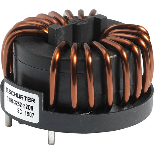 bobina di arresto a corrente compensata - SCHURTER