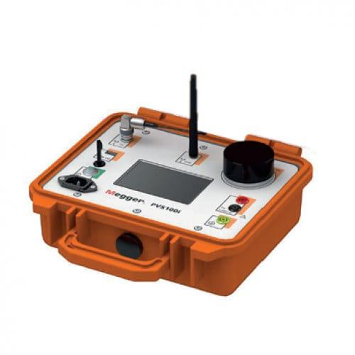 rivelatore di fase / con display digitale / per applicazioni industriali / portatile