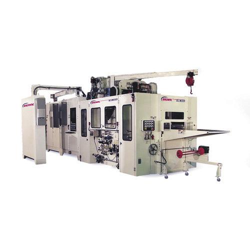 macchina termoformatrice di film plastico
