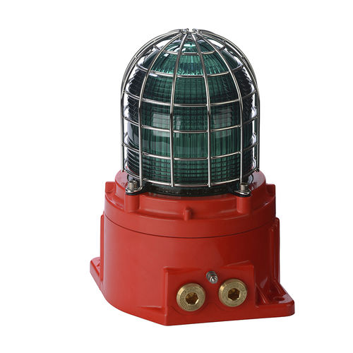 segnalatore luminoso flash / allo xeno / 230 Vca / 115 V AC