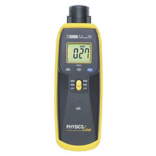 rivelatore di monossido di carbonio / di gas / portatile