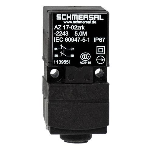interruttore sensibile / multipolare / a doppio isolamento / in termoplastica