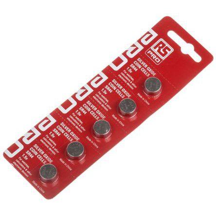 batteria ossido d'argento / CR / non ricaricabile / 1.5 V