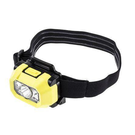 torcia frontale ATEX / LED / a batteria
