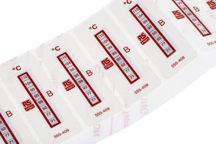 indicatore etichette / di temperatura / irreversibile