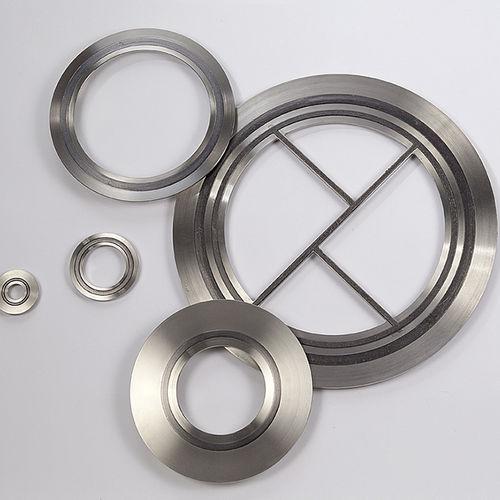 guarnizione torica / rotonda / in acciaio inox / in grafite espansa