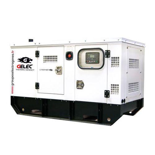 gruppo elettrogeno trifase / diesel / trasportabile / 50 Hz