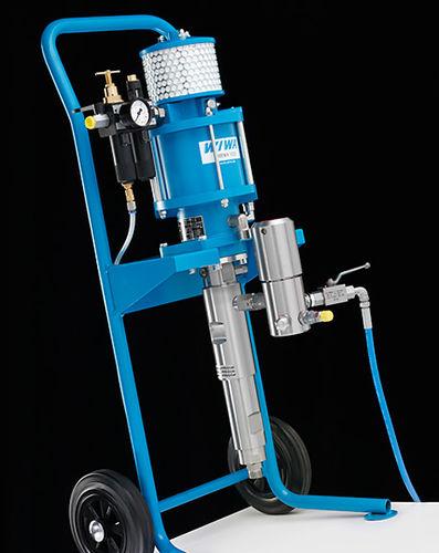 unità di spruzzatura per vernice monocomponente / airless