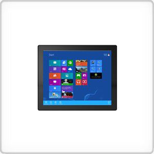 panel PC con touch screen resistivo / 12