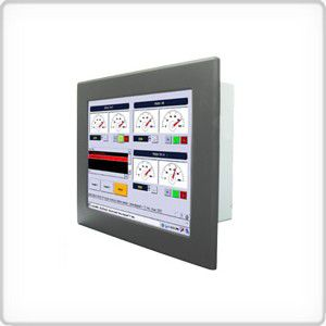 panel PC di LCD / 17
