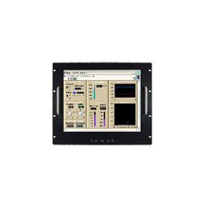 monitor LCD / con touch screen resistivo a 5 fili / 19