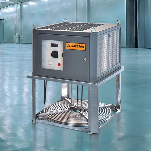 refrigeratore d'aria / di liquidi / d'acqua / ad uso industriale