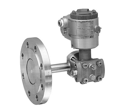 trasmettitore di livello capacitivo / per liquidi / in acciaio inossidabile / 4-20 mA