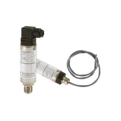 trasmettitore di pressione relativa / assoluta / ceramica / per ponte estensimetrico