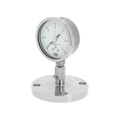 manometro analogico / differenziale / di processo / per gas