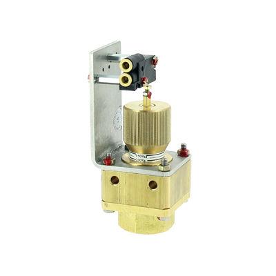 pressostato per gas / a membrana / ATEX / per pressione relativa