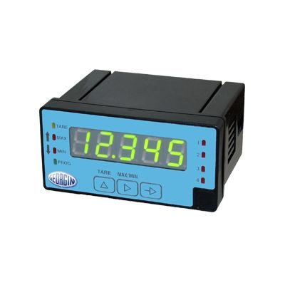 indicatore di processo / di temperatura / universale / digitale