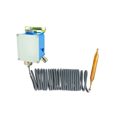 interruttore di temperatura differenziale / ad espansione di gas / antideflagrante / robusto
