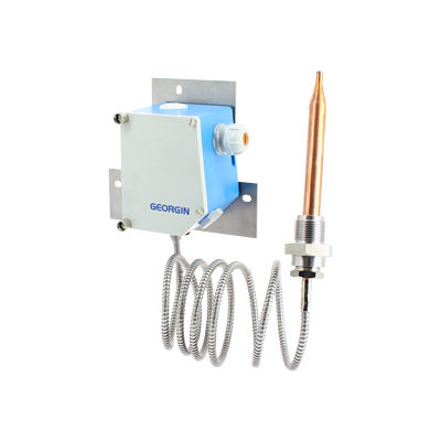 interruttore di temperatura ad espansione di gas / con sonda a distanza / IP66