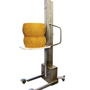 carrello per formaggi