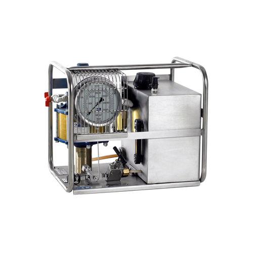pompa ad aria / pneumatica / autoadescante / industriale