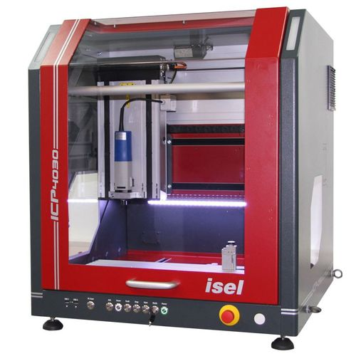 fresatrice CNC 3 assi / verticale / compatta / di alta precisione