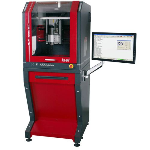 fresatrice CNC 3 assi / universale / compatta / con mensola