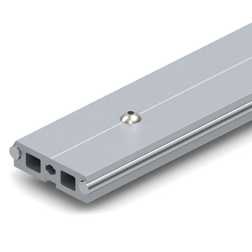 rotaia lineare / di guida / in alluminio